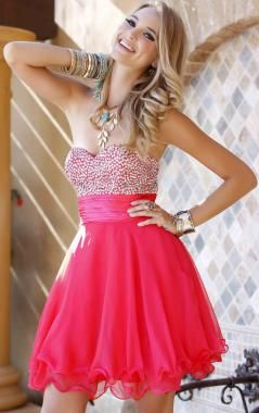 Red short school formal dresses online Australia.Want it?
