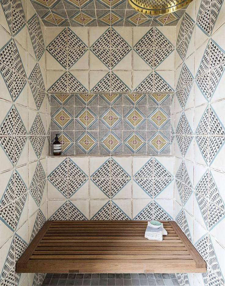 this bathroom tile!