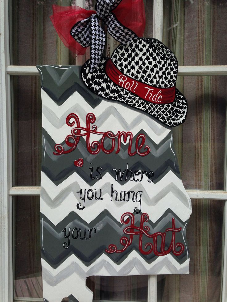 Great For My Family Members Who Love Alabama Football!