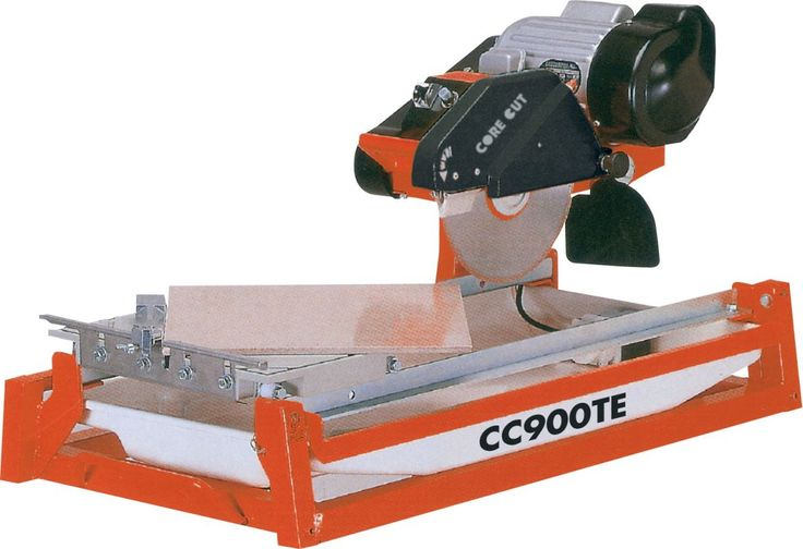 "Diamond Products 5800559 1-1/2 HP 10"" Capacity Tile Saw Power Tools Saws Tile Saws"