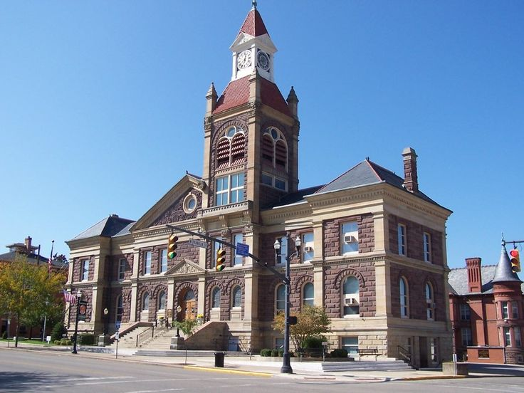 pics circleville ohio | Circleville, OH : Pickaway County Courthouse, Circleville, Ohio photo ...