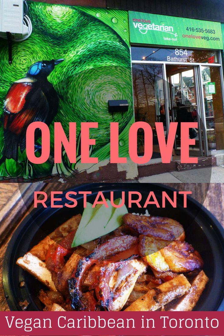 One Love Vegetarian restaurant, Caribbean Creole cuisine in Toronto (and it's all vegan!) http://justinpluslauren.com/one-love-vegetarian-restaurant-toronto/