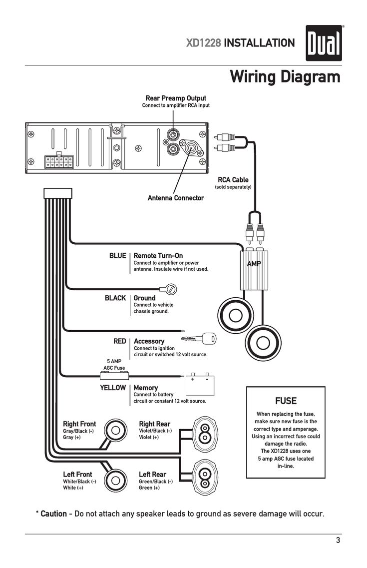 [DIAGRAM] Delco Car Stereo Wiring Diagram Download Wiring