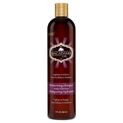 HASK® Macadamia Oil Moisturizing Shampoo - 15 oz