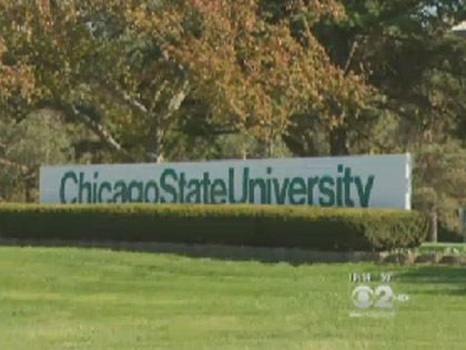 With state funding cut off due to the ongoing budget impasse, Chicago State University has announced all its employees, including the university president, are receiving layoff notices.