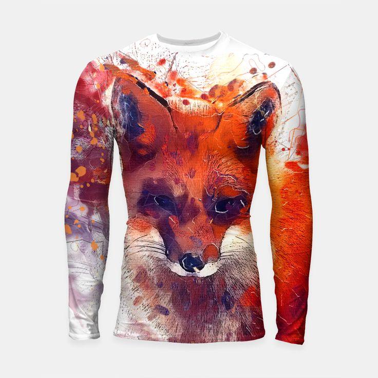 Red Fox Rashguard Długi Rękaw, Live Heroes