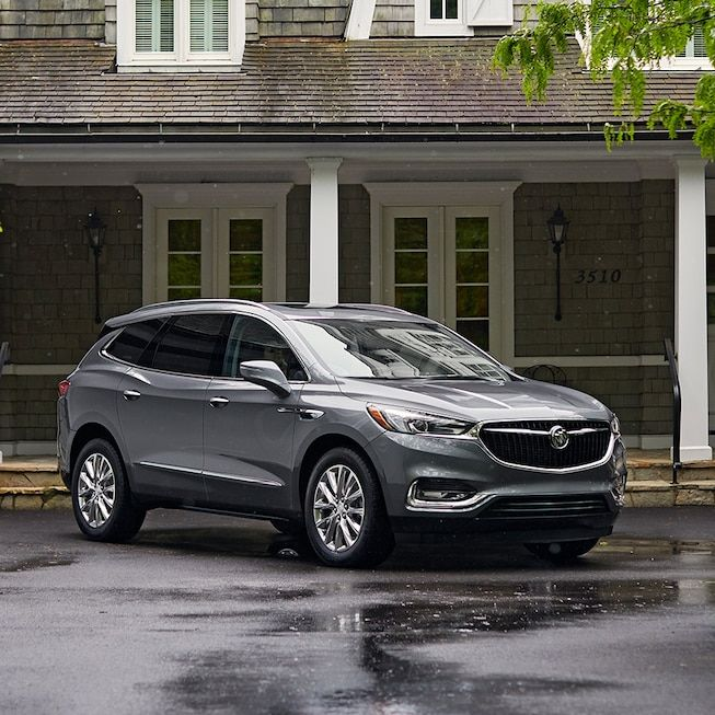 Masthead Image For The Model Details Page Featuring The 2019 Buick