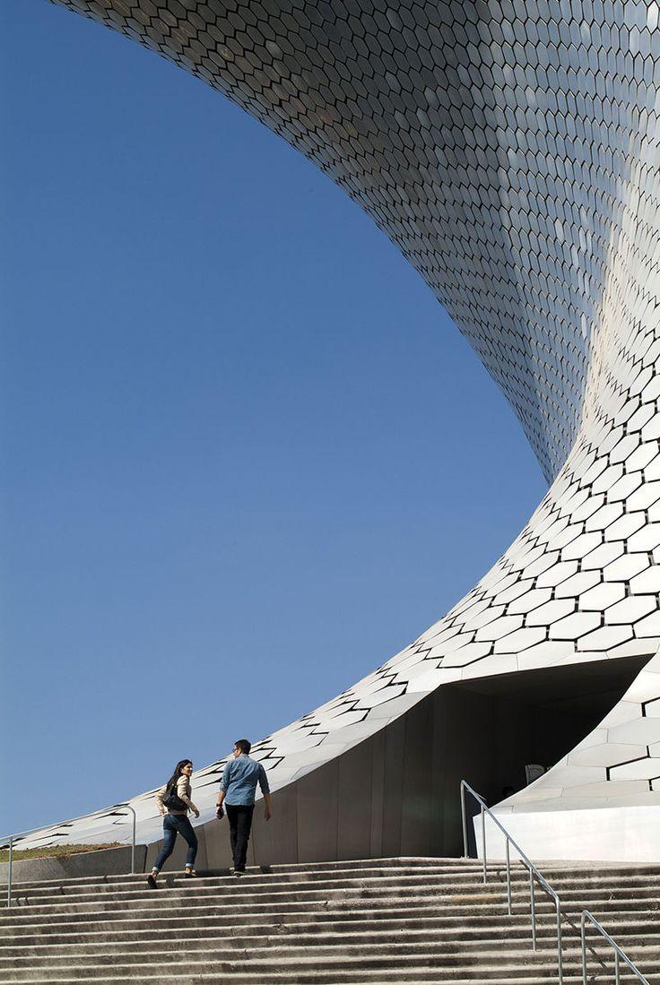 Douglas Williams Photography - Museo Soumaya, Mexico City