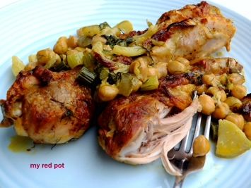 Szybkie, proste danie jednogarnkowe, idealne na obiad lub kolację...