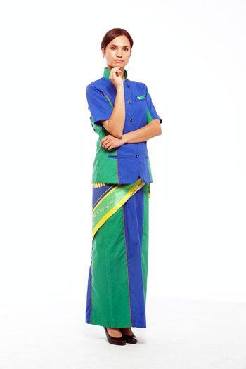 Air Gabon uniform