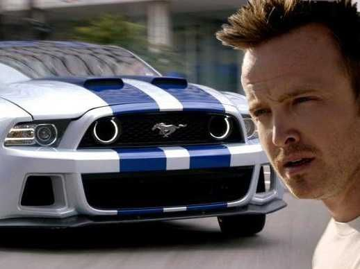 Need For Speed' A Giant Ad For Ford's 2014 Mustang - Business Insider