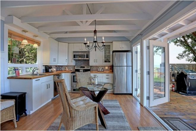 Homes On Pinterest Beach Cottages Tiny House On Wheels And Cabin