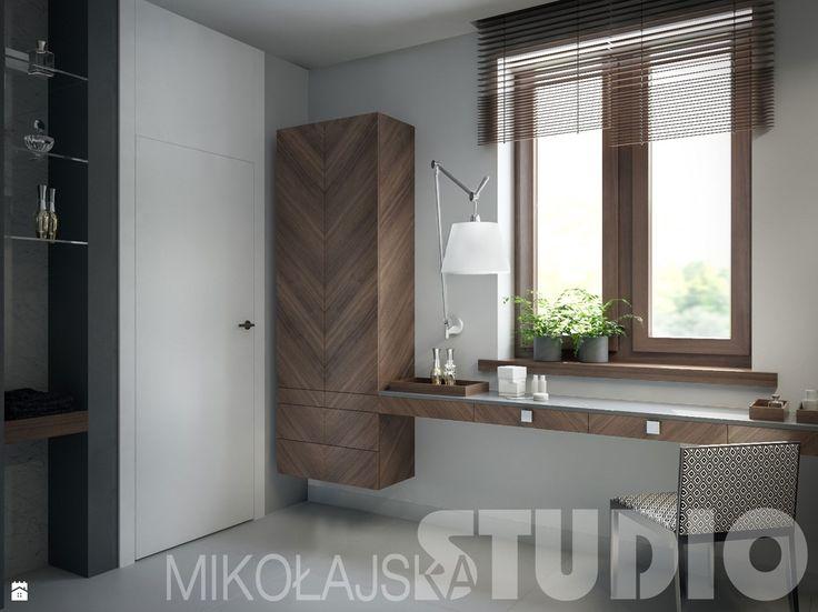bath-saloon - zdjęcie od MIKOŁAJSKAstudio - Łazienka - Styl Nowoczesny - MIKOŁAJSKAstudio