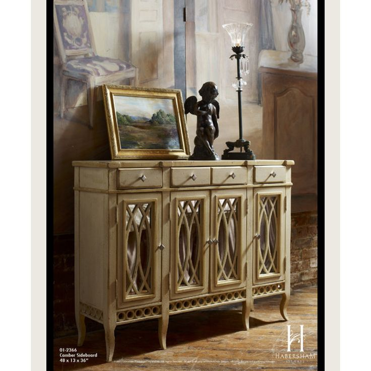 habersham camber sideboard - Habersham Furniture