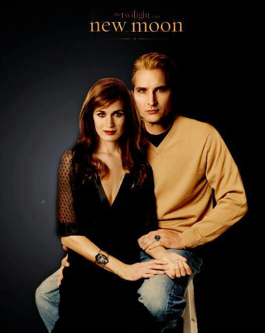 The Twilight Saga's New Moon: Esme and Carlisle