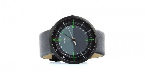Botta Watch - Duo 24 - Black/Green Special Edition