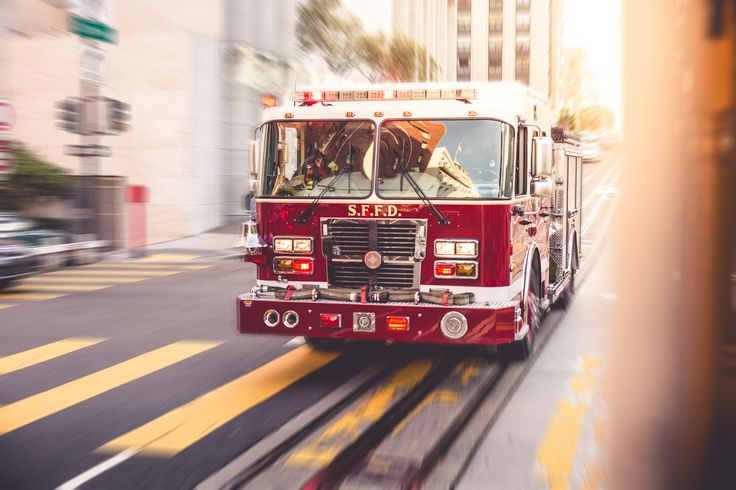 Fire Truck Racing Through The City Traffic ➤ DOWNLOAD by click on the picture ➤ #Accident #BeaconLights #Blurry #California #Cars #City #Emergency #Fire #FireDepartment #FireTruck #Lights #Motion #SanFrancisco #Sffd #Speed #Streets #Technology #Traffic #freestockphotos #picjumbo