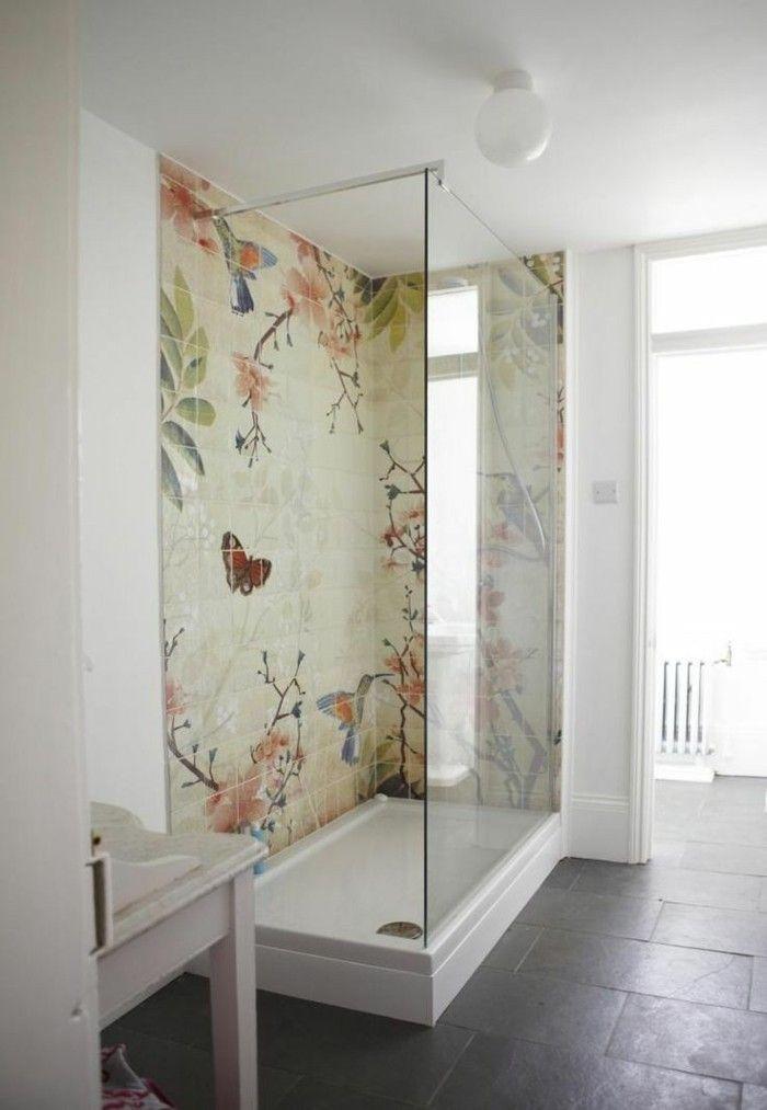 38 best salle de bain images on Pinterest Bath design, Bathroom - comment enlever du crepi sur un mur exterieur