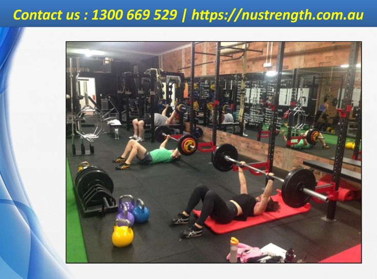 Group Training Coorparoo, QLD  When you join a gym, the services are provided by a professional gym fitness trainer. A right trainer helps you to achieve the goal of acquiring wonderful bodies, you are very much aware of the ideas of health and nourishment.  https://nustrength.com.au/products/personal-training/