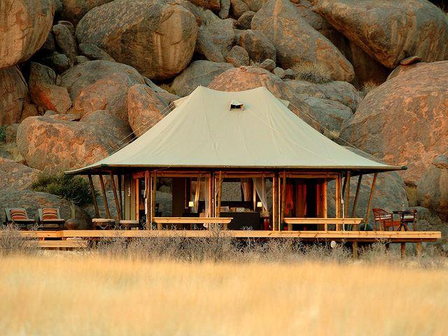 Wolwedans Boulders Camp - NamibRand Nature Reserve, Namibia