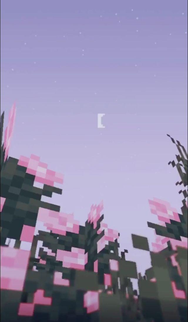 Minecraft Aesthetic Mwcubed In 2021 Minecraft Wallpaper Minecraft Designs Minecraft Pictures
