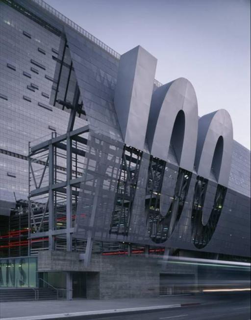 Caltrans District 7 - Photo | Morphopedia | Morphosis Architects