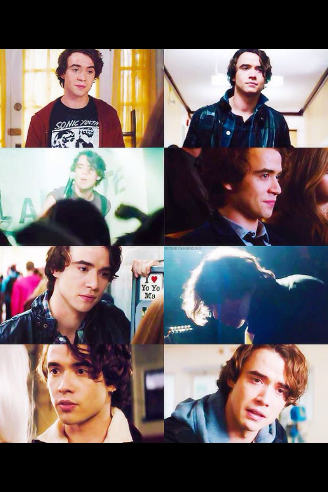 Adam from 'If I Stay' He's gorgeous. <3