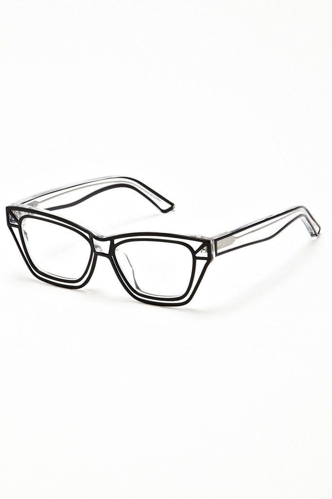 Tsubi Sigma - Black/Clear