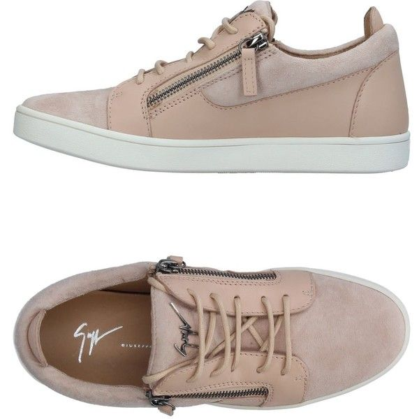 Giuseppe Zanotti Design Low-tops & Sneakers (40775 DZD) ❤ liked on Polyvore featuring shoes, sneakers, skin color, round toe sneakers, animal trainer, giuseppe zanotti trainers, zipper shoes and giuseppe zanotti sneakers