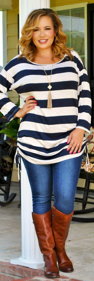 Perfectly Priscilla Boutique - The Girl Next Door Top, $33.00 (http://www.perfectlypriscilla.com/the-girl-next-door-top/)