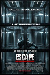 Escape Plan (2013) -  Action | Mystery | Thriller- When a structural-security authority finds himself set up and incarcerated in the world's most secret and secure prison, he has to use his skills to escape with help from the inside. Stars: Sylvester Stallone, Arnold Schwarzenegger, 50 Cent ♥♥♥♥♥