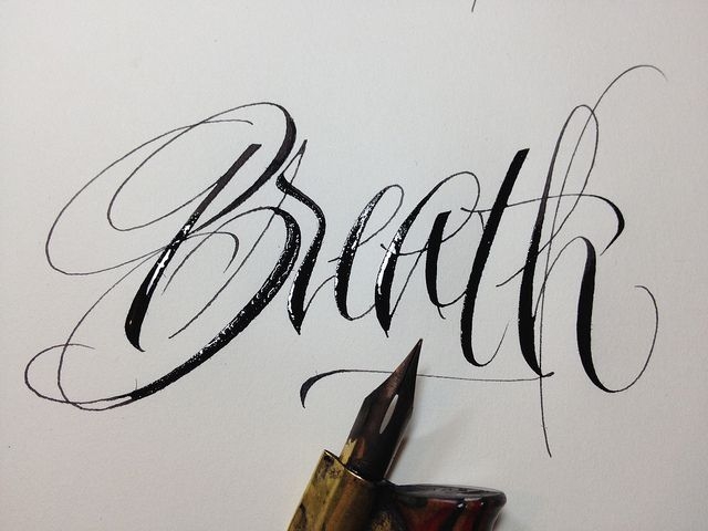 Breath   by Barbara Calzolari