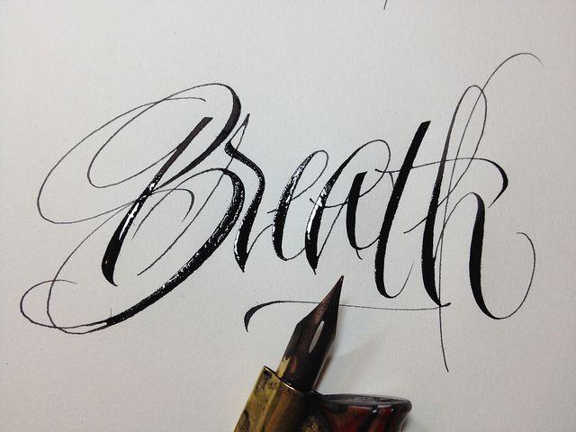 Breath by Barbara Calzolari, via Flickr