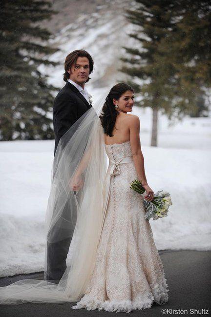 Jared Padalecki & Genevieve Cortese Padalecki ❤️