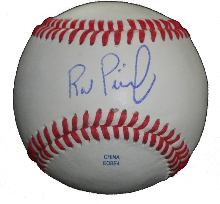 LA Angels Rob Picciolo signed Rawlings ROLB leather baseball w/ proof photo.  Proof photo of Rob signing will be included with your purchase along with a COA issued from Southwestconnection-Memorabilia, guaranteeing the item to pass authentication services from PSA/DNA or JSA. Free USPS shipping. www.AutographedwithProof.com is your one stop for autographed collectibles from Los Angeles sports teams. Check back with us often, as we are always obtaining new items.