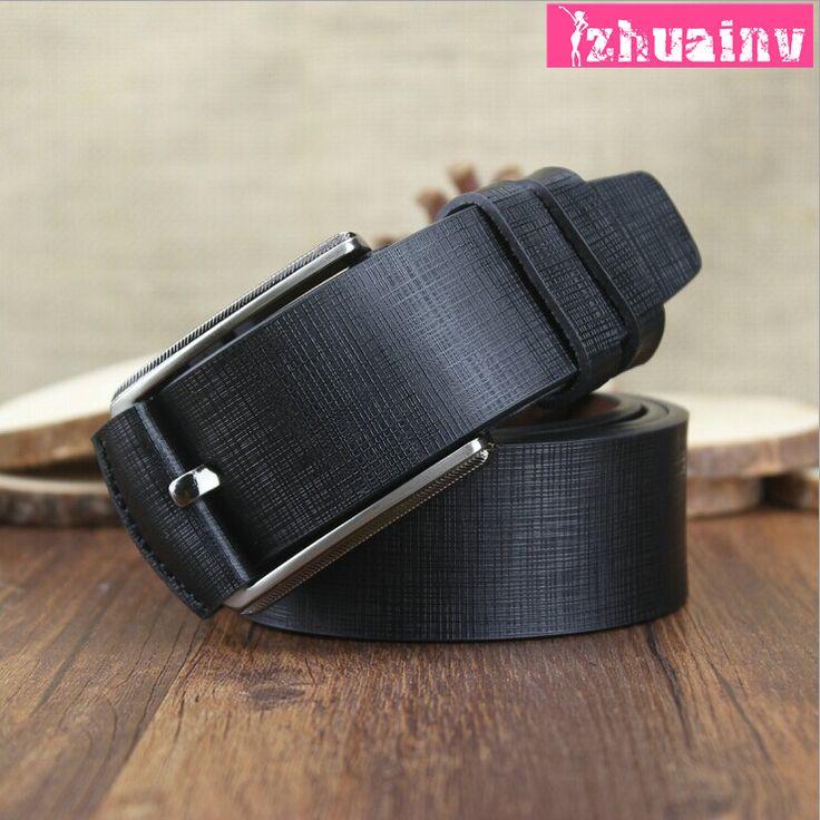 2014 новый 100% высокое качество мужской кожаный ремень мужские плед свободного покроя мода пояса роскошные чистый кожаный ремень, принадлежащий категории Ремни и относящийся к Одежда и аксессуары на сайте AliExpress.com | Alibaba Group