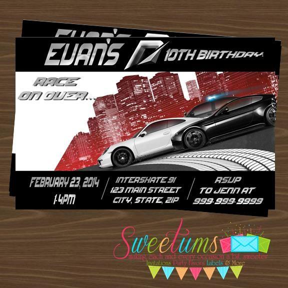 nascar speedpark birthday party