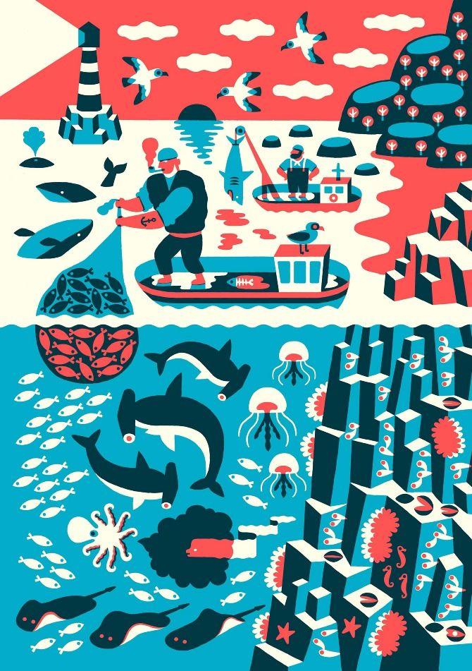 Till Hafenbrak Illustration