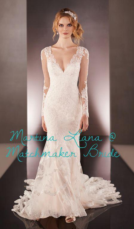 Martina Liana wedding dress at Matchmaker Bride, Brentwood, Essex