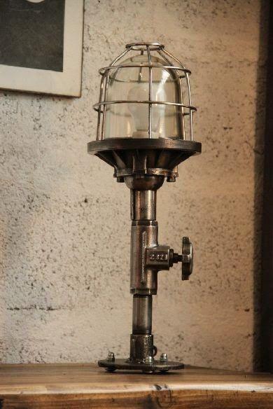 M s de 25 ideas incre bles sobre l mparas industriales en - Lamparas industriales vintage ...
