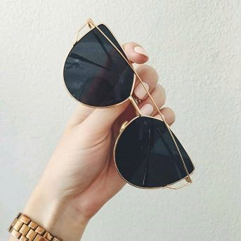 LUNA-SUNNIES-BLACK-WITH-GOLD-FRAME