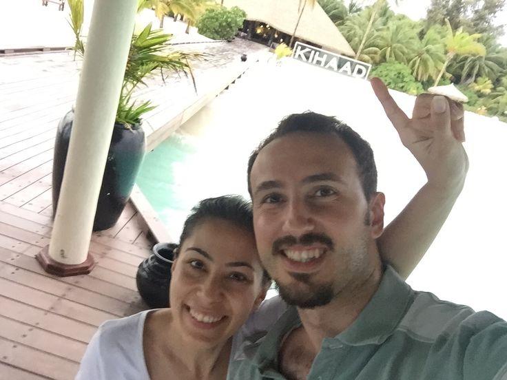 kihaad honeymoon