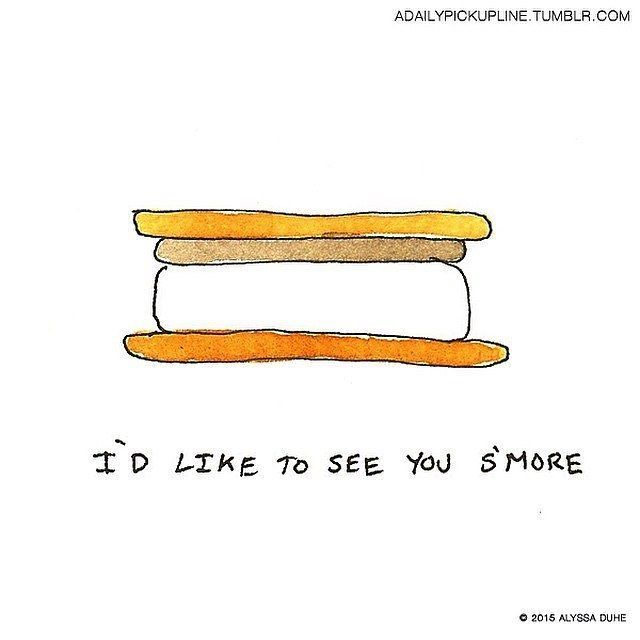 This Artist Drew Adorable Illustrations For Some Of The Best Pickup Lines