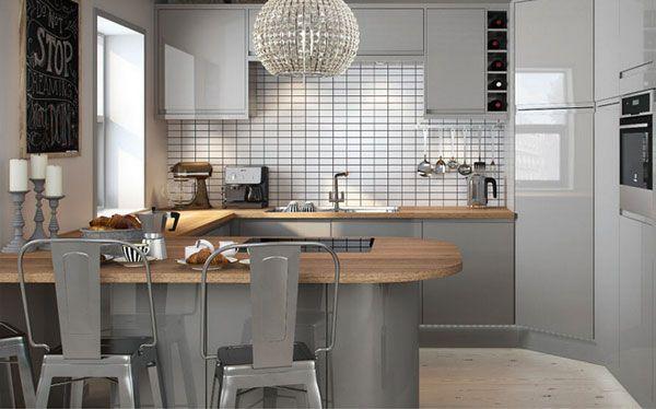 Magnet planar grey kitchen interior designs pinterest for Kitchen ideas magnet
