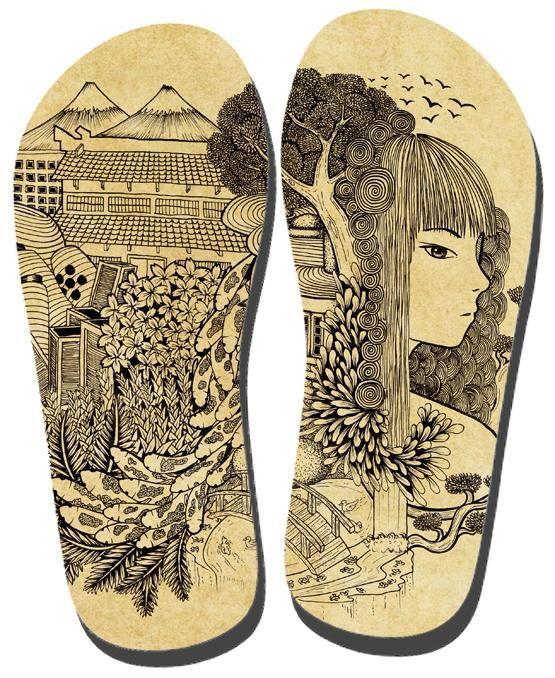 Japanese Doodle
