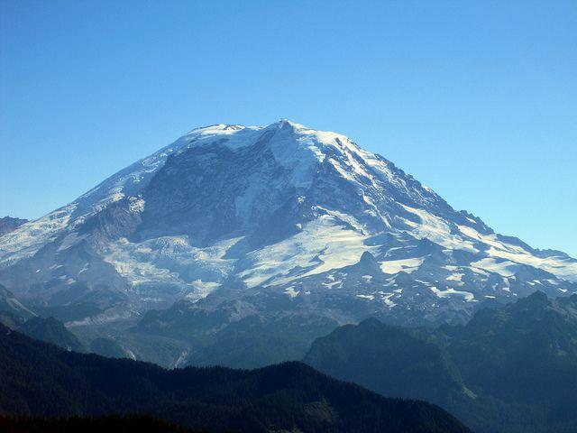 Mount Rainier: Photo