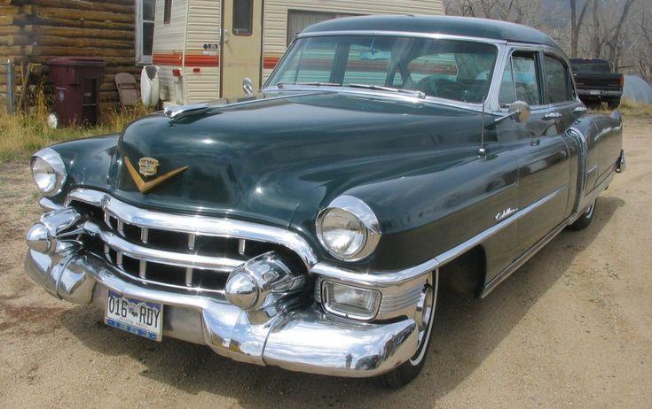 1953 Cadillac Fleetwood. Source