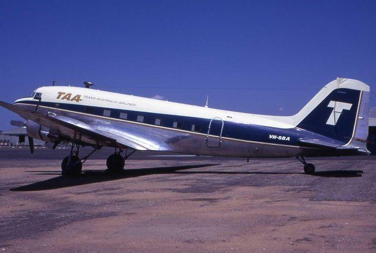 Trans Australia Airlines Douglas C 47-DL (VH-SBA)