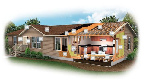 Doityourself.com has an entire mobile homes section. This is a great resource.