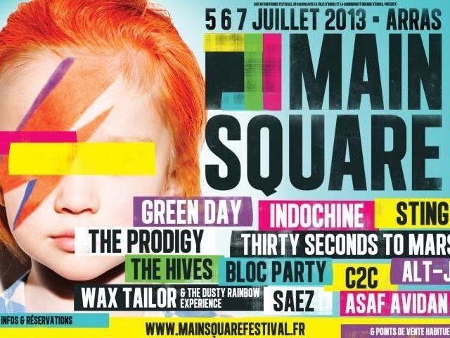 Caen: M, Smashing Pumpkins programmés au festival Beauregard 2013 | concertlive.fr